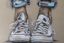 My Art Journal / by Lindsey Pratt