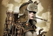 Steampunk / by Mike Gallagher