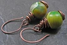 Jewellery earings / by Barbara Olsen