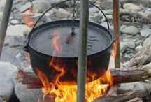 Food - Dutch Oven Cooking & Recipes / by Dennis Espindola Sr.