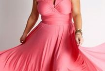 Not Your Average Girl / Ladies with attitude sporting plus size fashions...and yes, beauty does come in all sizes. BIG SEXY in the house! / by Marlene Banks Novelist