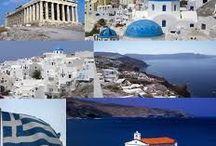 Greece / by Paul