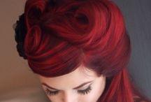 Hair strategies / by Kellie Quan