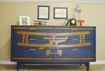 painted furniture / by Deonda Turner