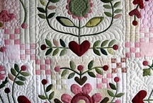 quilts /patchwork / by Megumi