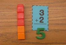 Classroom Math Ideas / by Paula Poplett