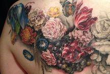 Tattoos / by Kaitie Kitzman