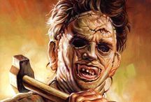 Horror Movies / Horror Classics. / by Kev