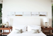 Bedrooms / by jacquelyn | lark & linen