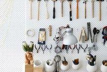 Getting Organized / by jacquelyn | lark & linen
