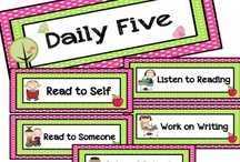 School-Daily 5 / by Karla Carby