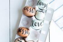 Easter / by jacquelyn | lark & linen
