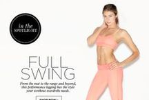 TREND GUIDE: FULL SWING / by BEYOND YOGA