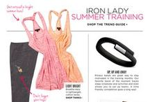 TREND GUIDE: IRON LADY / by BEYOND YOGA