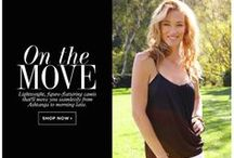 TREND GUIDE: ON THE MOVE / by BEYOND YOGA