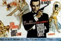 [  STYLE /// Spy Vibe  ] / Fantasy-Espionage: Secret Agents, Film Noir Detectives, Femme Fatales --- Inspiration for Animation & Character Design --- Kiss Kiss Bang Bang / by Andrew Blodgett