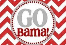 The University of Alabama / by UA Gamma Phi Beta