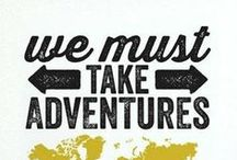 Adventures / A collection of adventures people want to do during 2014. / by Tabulaa