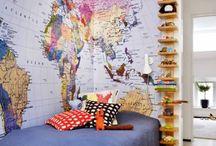 Kids bedroom / by catherine jaycox