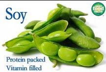 Searching for Soy? / These pins give you variety of different ways to incorporate soy into your diet!  / by Best Food Facts