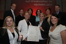 Verleihung: Bremer Gründerpreis / by prizeotel