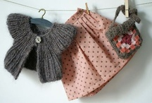 Doll clothes and accessories / by Liselet Jacobs