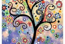 art ideas / by cindy moore