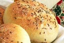 Bread Recipes to Try / by My Newlywed Cooking Adventures