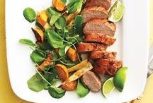 Pork Recipes to Try / by My Newlywed Cooking Adventures