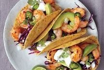 Fish & Seafood Recipes to Try / by My Newlywed Cooking Adventures