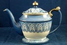 Tea Pots, Cups, Pitchers / by Mary Jane Felix