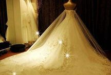Weddings / Every little girl's dream. / by Carol Itoh