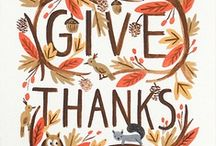 thanksgiving / by debra gentosi-roberts