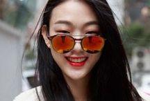 Sunglasses Obsessive / by Siri Pranee