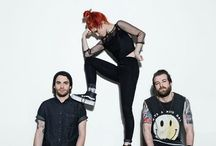 Paramore <3 / For the sake of Parawhores, follow this board.....  / by Cassidy Allen