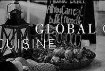 Global Cuisine / Delicious food from around the world to please all palettes.  / by Marriott Hotels