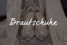♡ BRAUTSCHUHE - IDEEN / Ideen, Bilder und Beispiele für Brautschuhe. Lass dich inspirieren... / by ♡ weddstyle.de ♡ Hochzeitsdekoration