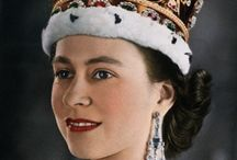 H. Of Windsor-1952-Present / British Royalty - House of Windsor - Queen Elizabeth II / by Gladys Hagerty