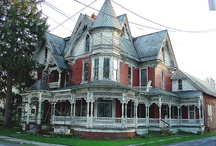 Victorian Homes / by Gladys Hagerty