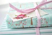 it's a WRAP (ing) ♥ / Gift wrappings / by Johana Ufa