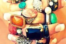 Jewelry  / by Elizabeth Grady