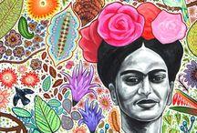 ART : Illustrations / by Johana Ufa