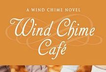 Wind Chime Cafe / Images to inspire Wind Chime Café, a love story set on the Chesapeake Bay. http://amzn.com/B00I8OS77S / by Sophie Moss