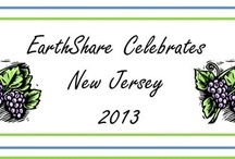 EarthShare Celebrates New Jersey / EarthShare Celebrates New Jersey   April 12, 2013 7:00 – 10:00 p.m.   Laurita Winery, New Egypt, NJ    Tickets $45 ($50 at the door)   Raffle Tickets $10 / by Earthshare New Jersey