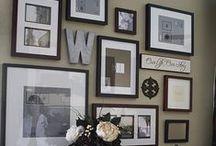 Gallery Walls / by Kathryn Janeway