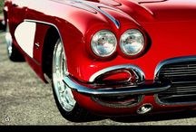 Corvette / by Christopher Simpson
