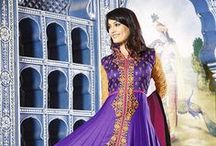 Designer Party Wear Salwar Kameez / Buy all New Collection Of Designer Party Wear Salwar Kameez  From Easysarees.com At the best Price  / by EasySarees