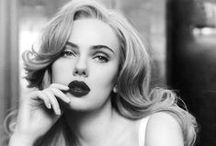 Scarlett Johansson / by Nevada Rain