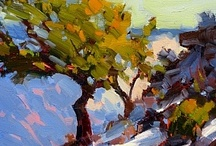 Paintings - Landscapes / by Jon Stick