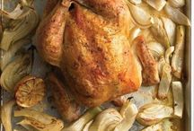 Chicken ~ Turkey / All things Chicken / by Coni Lytle